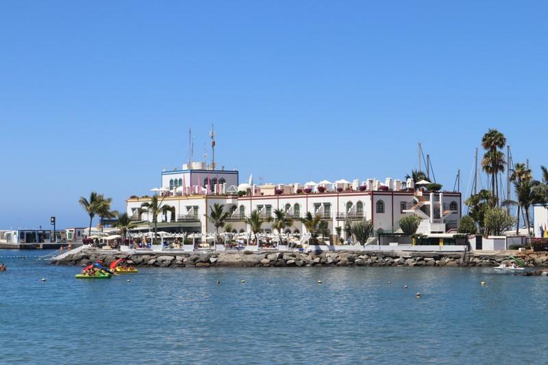 wyspy kanaryjskie gran canaria puerto de mogan