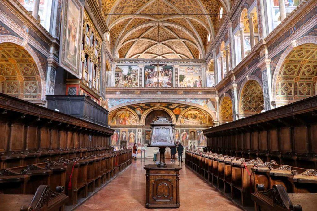 Kościół św. Maurycego Mediolan