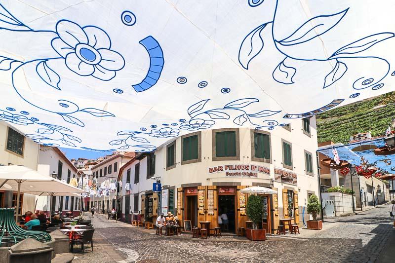 Camara de Lobos miasto