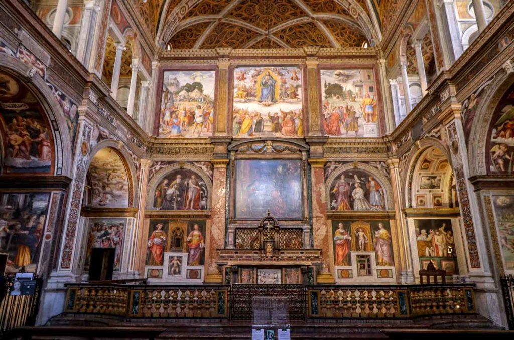 Kościół Św. Maurycego w Mediolanie