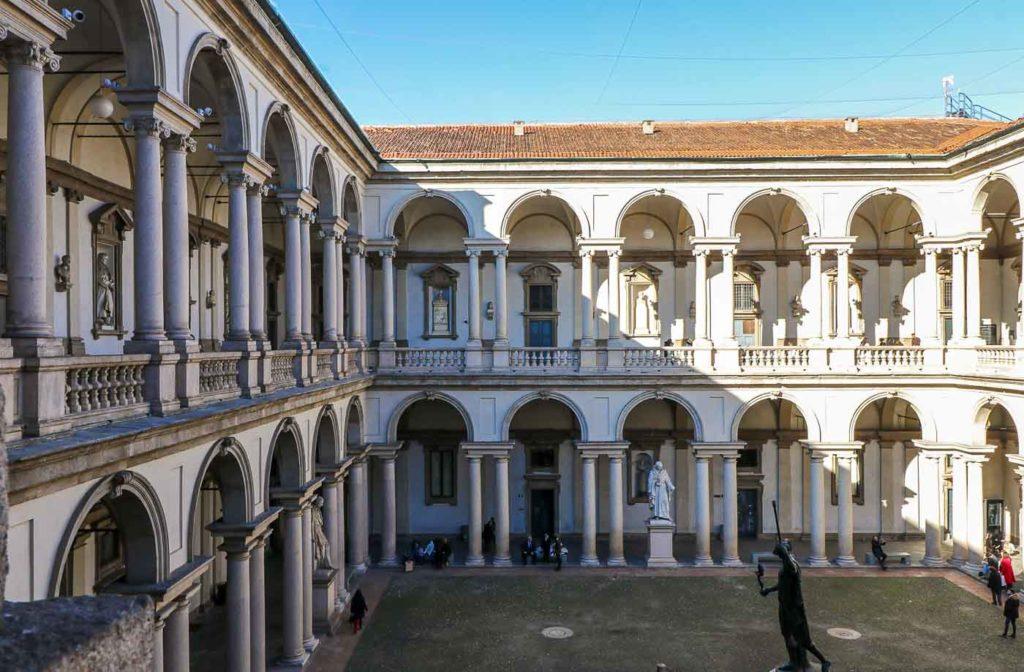 Mediolan Pinakoteka