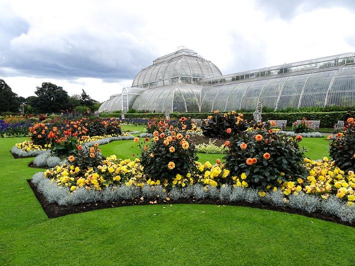 najpiekniejsze ogrody na świecie kew gardens londyn