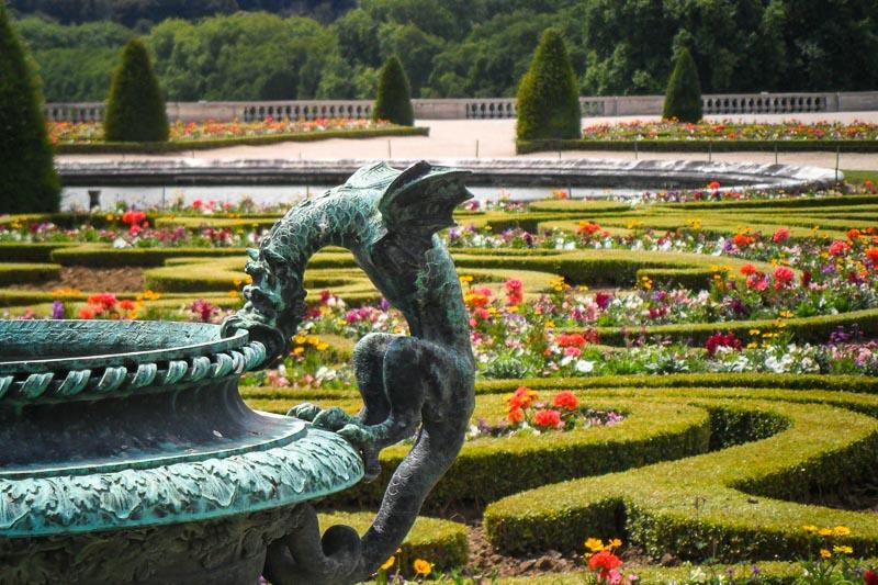 najwpiękniejsze ogrody świata ogród wersal