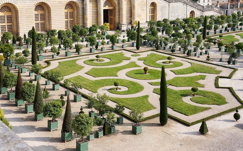 najpiękniejsze ogrody świata ogród w wersalu
