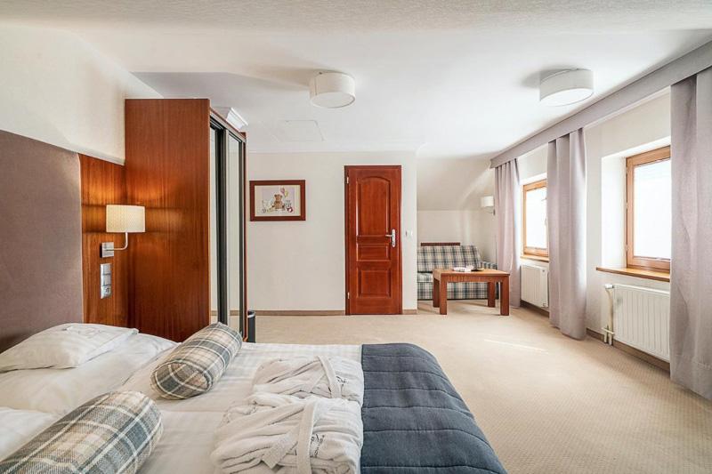 wakacje z rodziną apartament