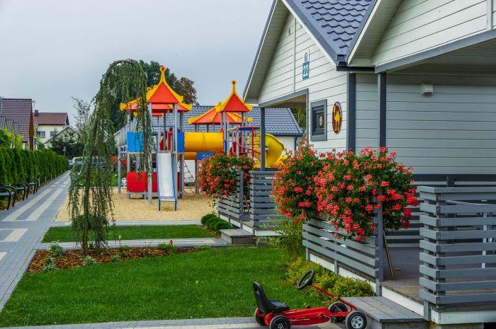 wakacje z dziećmi domki