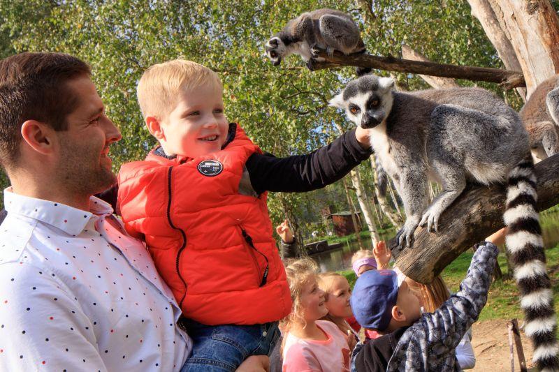 wakacje rodzinne zoo