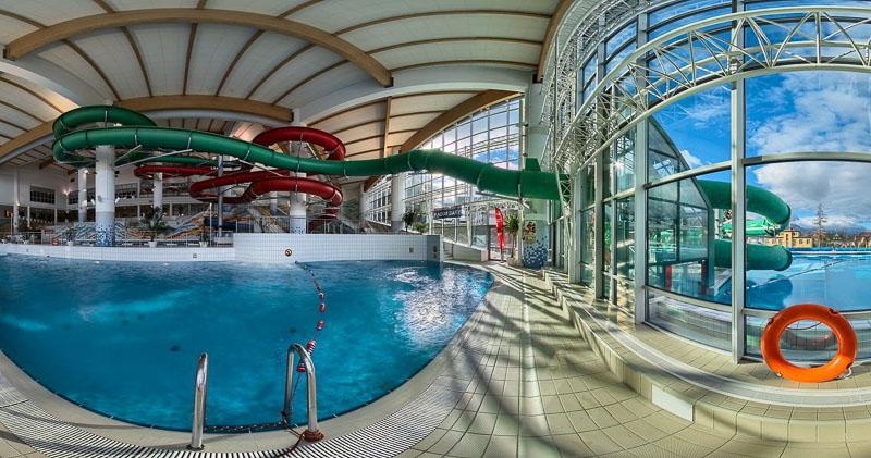 wakacje z dziećmi z aquaparkiem