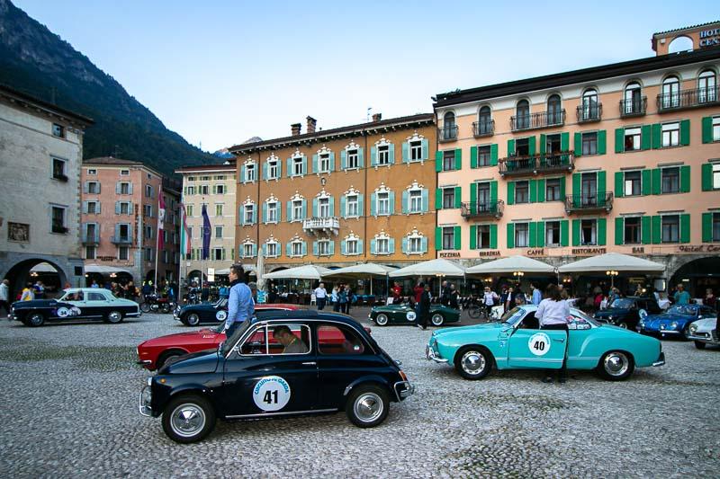 Riva del Garda Piazza Novembre