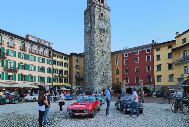 Riva del Garda Torre Aponale