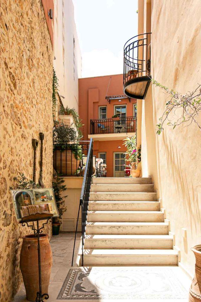 Rethymnon stare miasto
