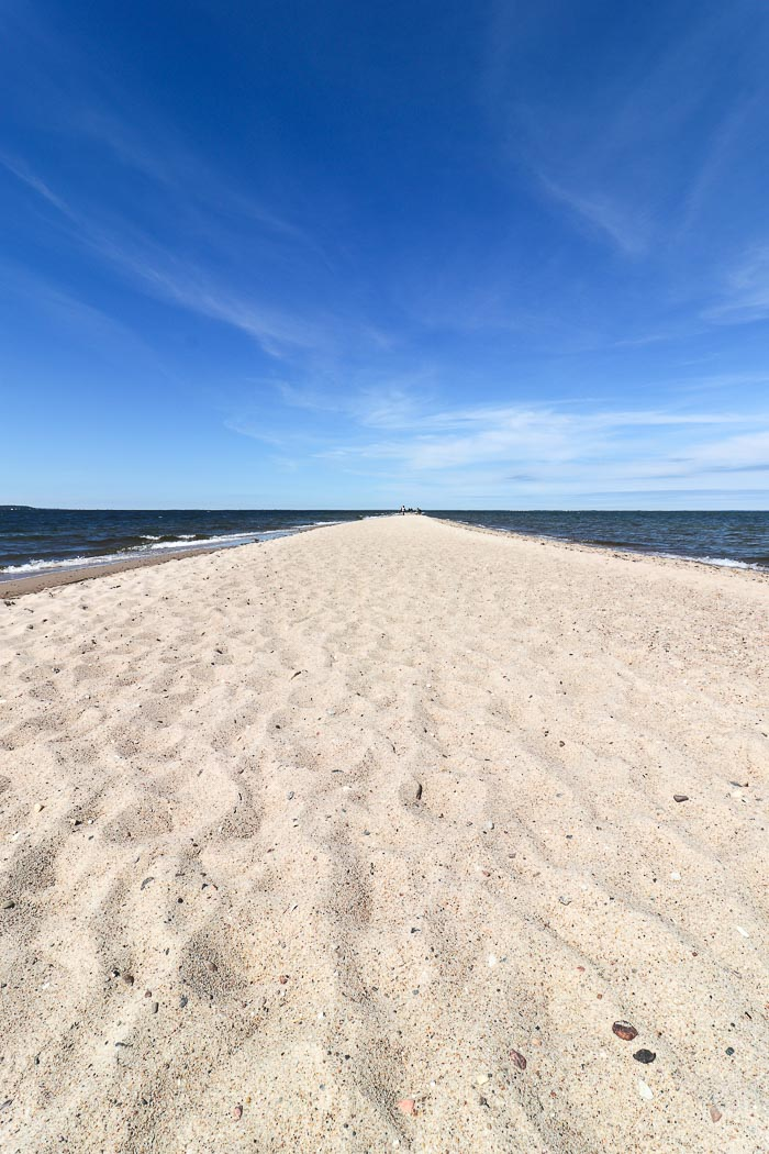 cypel rewski plaża