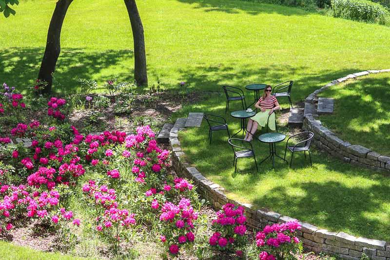kompleks Dworzysko ogród