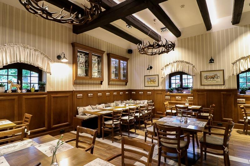 Dworzysko Restauracja Babinicz