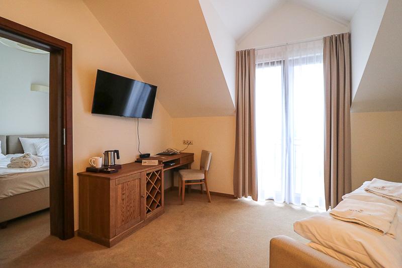 hotel szlak bursztynowy pokoj