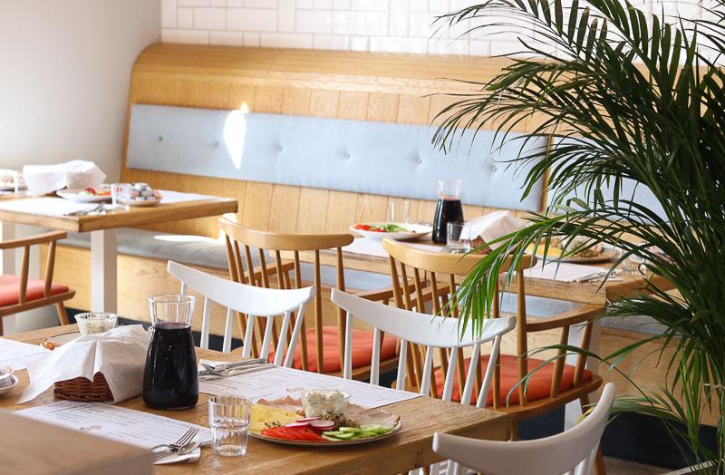 szlak bursztynowy restauracja śniadanie