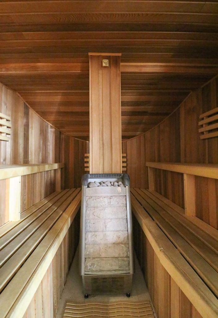 Hotel Szlak bursztynowy sauna fińska