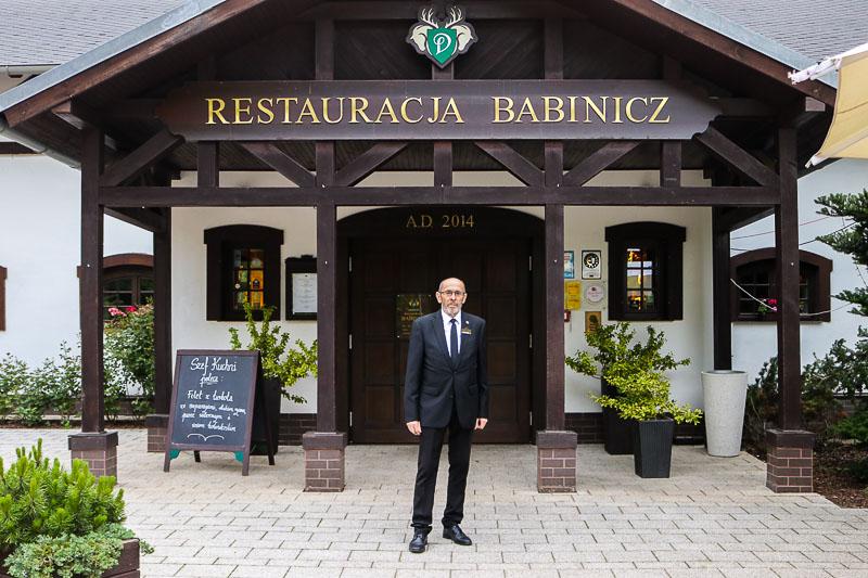 restuaracja babinicz Dworzysko Szczawno Zdrój