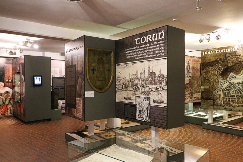 toruń atrakcje muzeum historii torunia