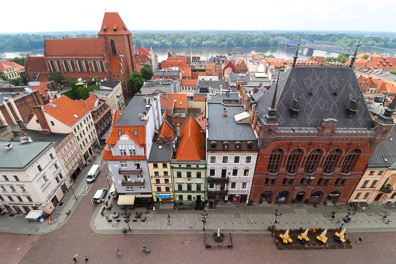 Toruń atrakcje co zobaczyć w Toruniu
