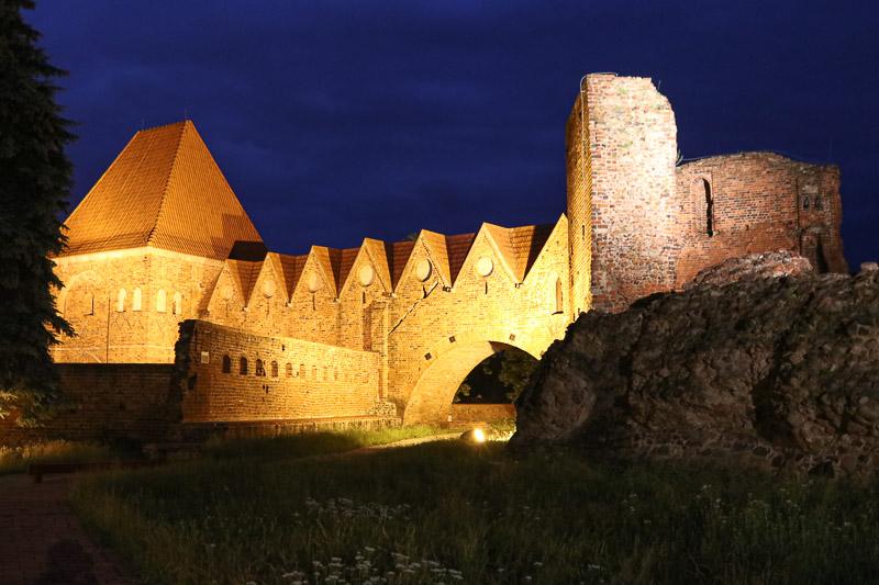 zamek krzyżacki toruń