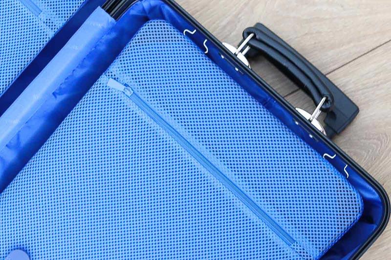 co można przewozić w bagażu rejestrowanym