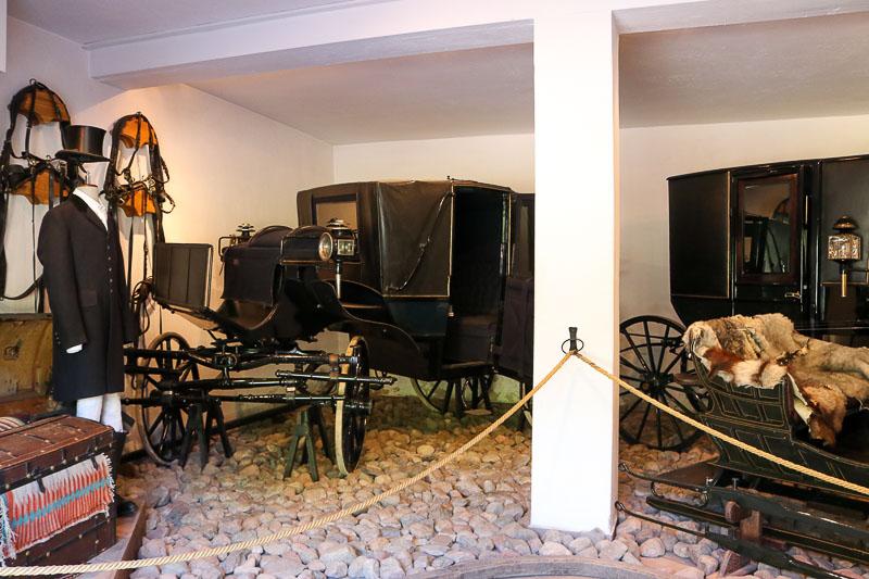 muzeum wsi mazowieckiej powozownia
