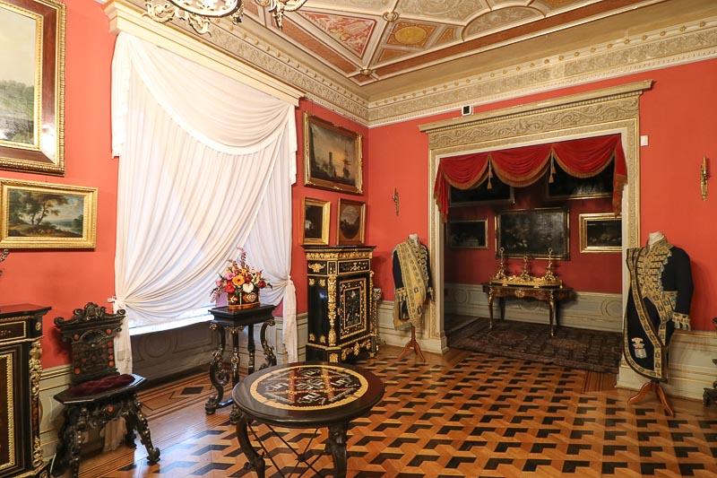 Pałac w Wilanowie Galeria Krajobrazów