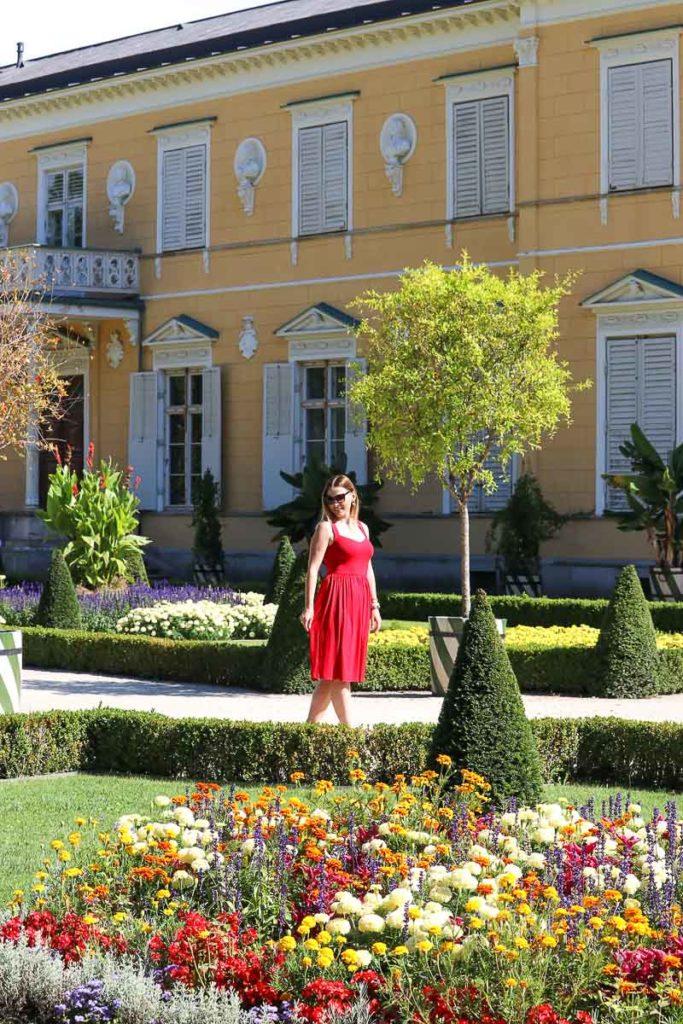 Pałac Wilanów ogrody