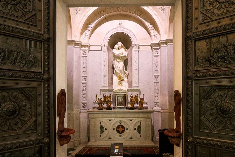 pałac Wilanów kaplica