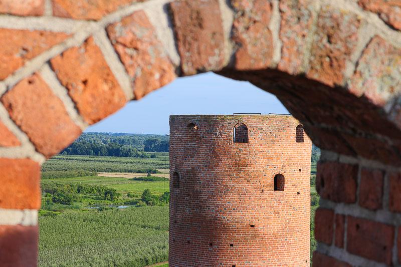 ciekawe miejsca na mazowszu zamek w czersku