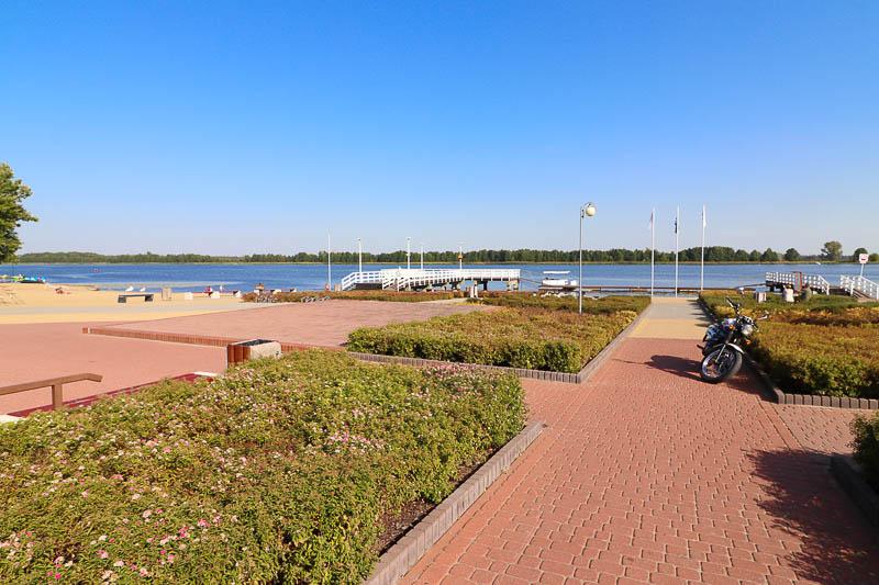 jezioro zegrzyńskie narew serock