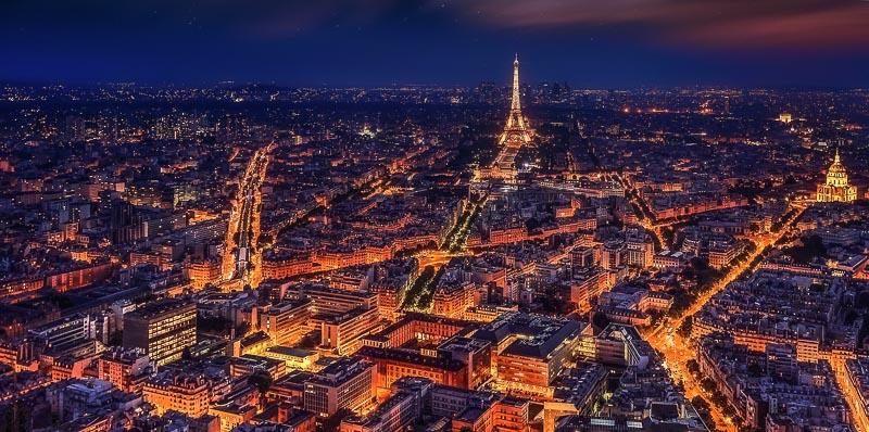zwyczaje bożonarodzeniowe Francja Paryż