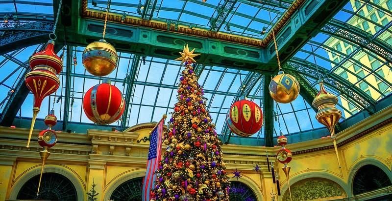jakie są tradycje bożonarodzeniowe w USA