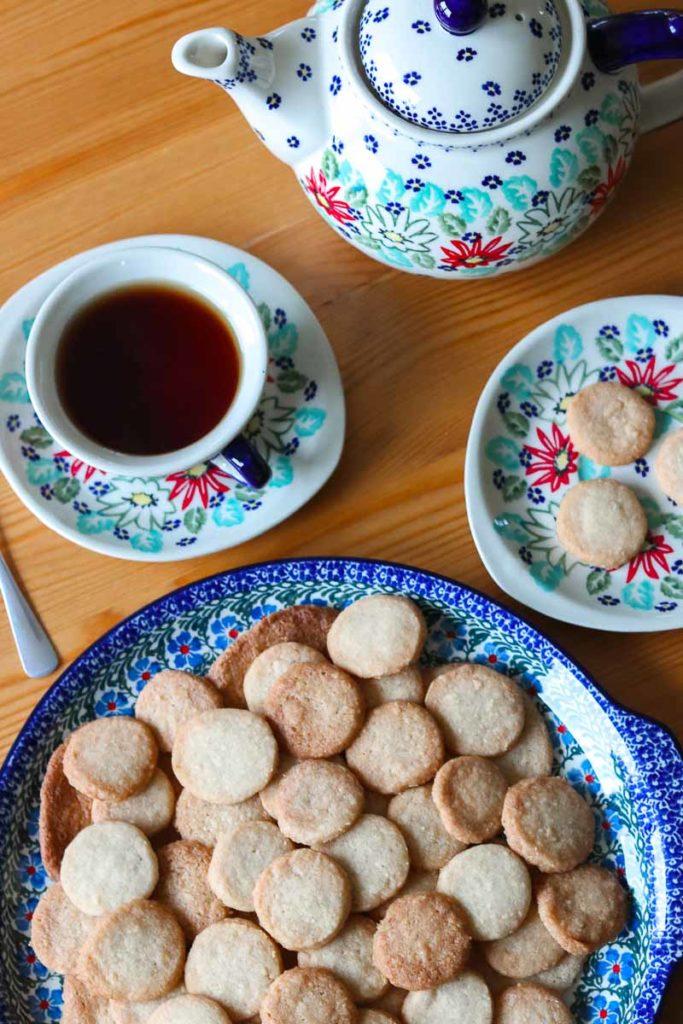 dania świąteczne na świecie hiszpańskie ciasteczka