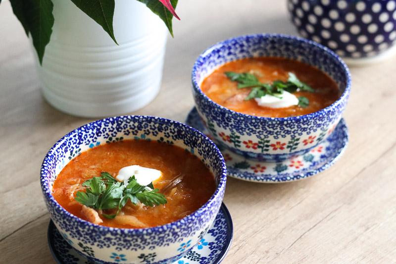świąteczne potrawy słowacka zupa kapustnica