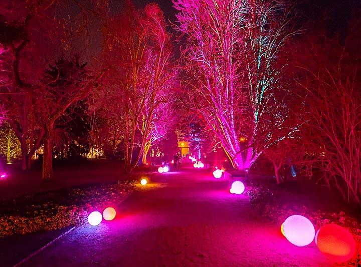 iluminacje warszawa