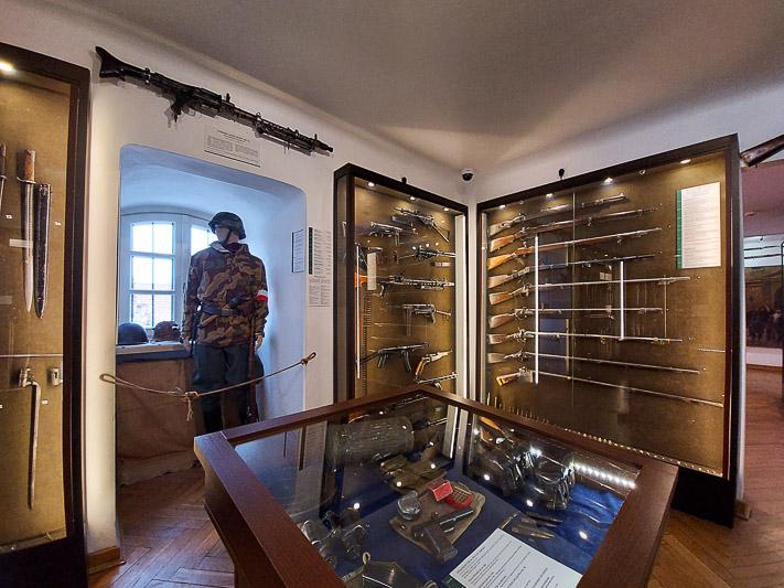zamek liw muzeum militaria