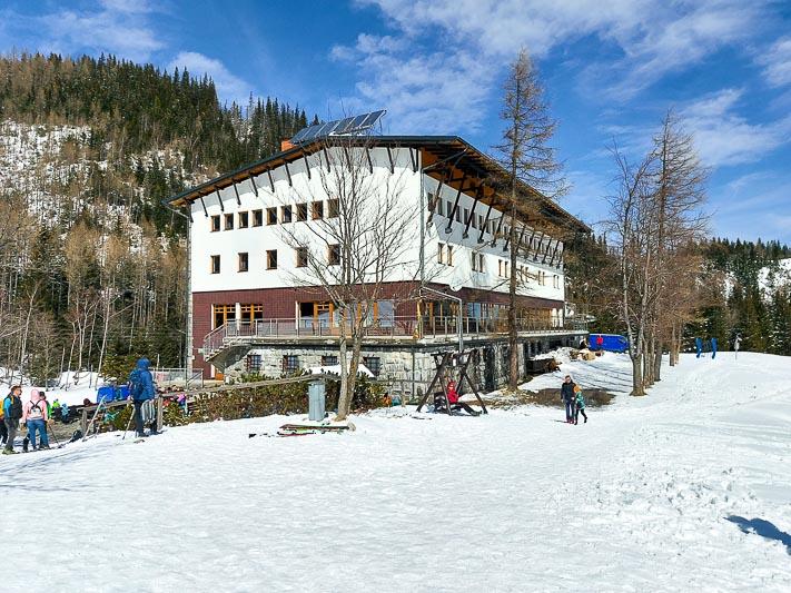 polana kalatówki hotel górski