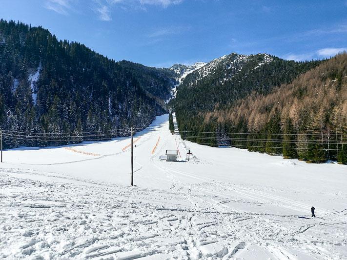 polana kalatówki stok narciarski
