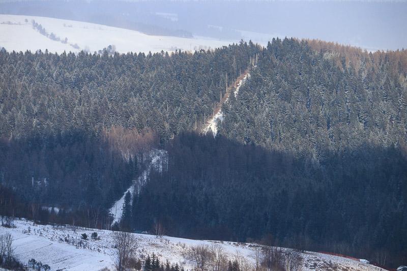 krynica-zdrój góra parkowa