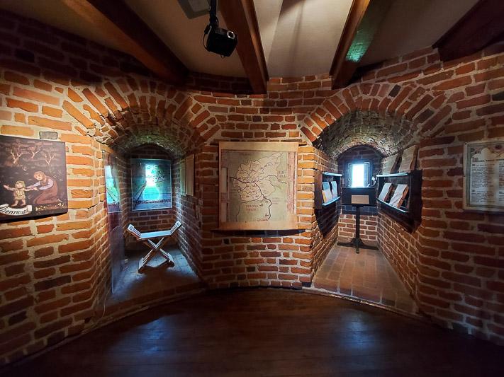 Ciechanów zamek zwiedzanie