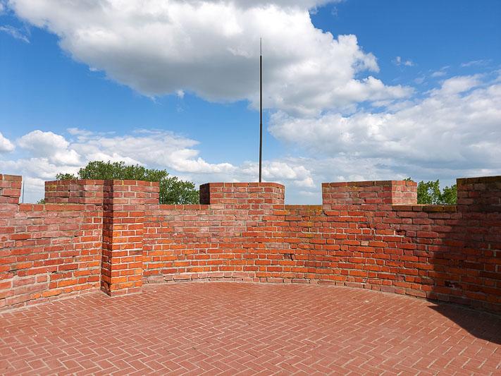 zamek ciechanów wieża