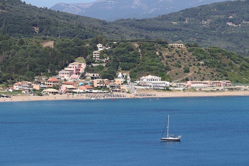 agios georgios porto timoni