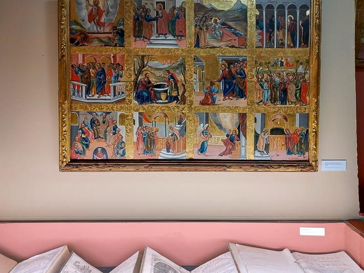 paleokastritsa klasztor