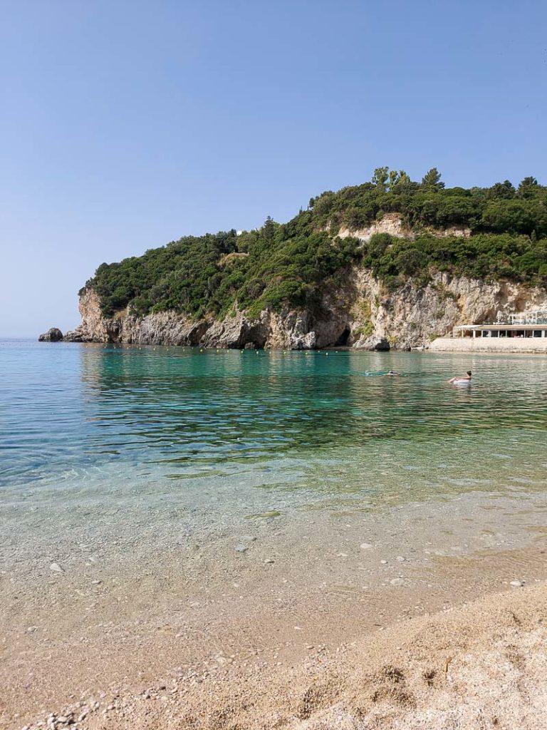 paleokastritsa Korfu
