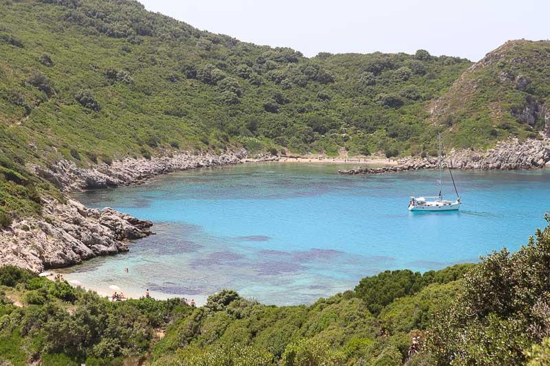 plaże porto timoni