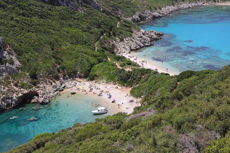 porto timoni plaże