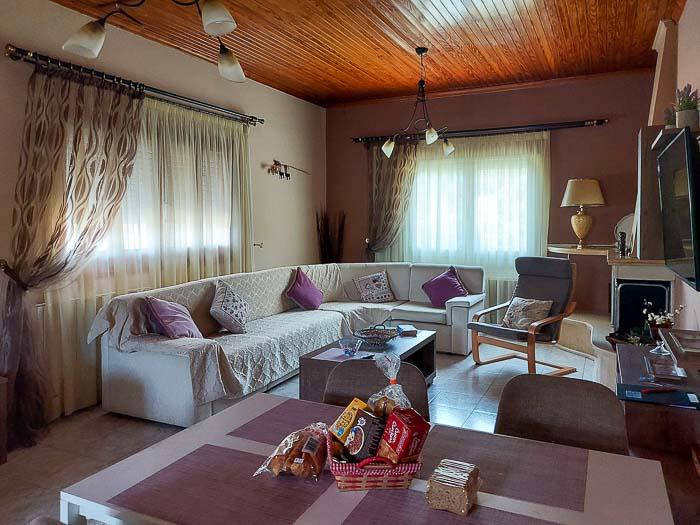 dom na Korfu do wynajęcia