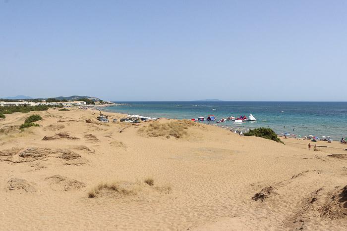 korfu plaże najpiekniejsze